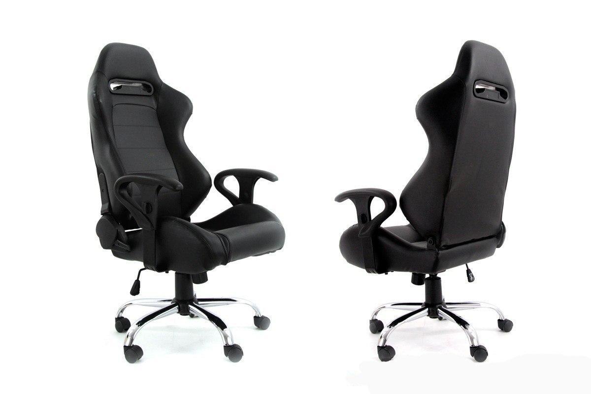 Fotel biurowy JBR03 - GRUBYGARAGE - Sklep Tuningowy
